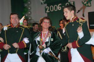 Ehrengarde 2006/2007