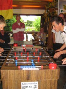 Kickerturnier 2009