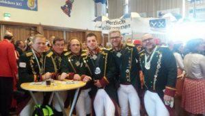 Ehrengarde 2014/2015